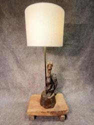 Lampe Akrobatik Eichhörnchen