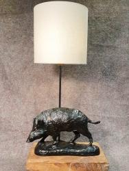 Lampe Wildschwein